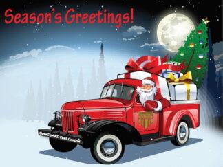 1286 Christmas Card