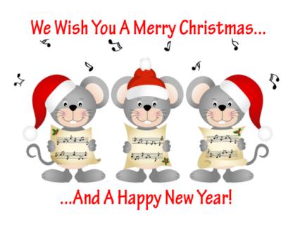 1247 Christmas Card
