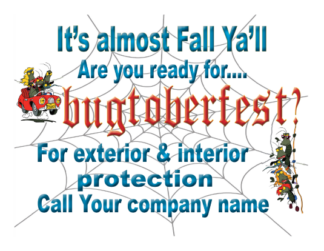 Are You Ready for Bugtoberfest