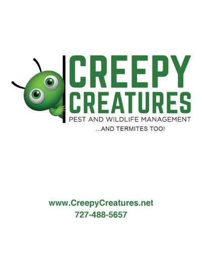 2678 Creepy Creatures